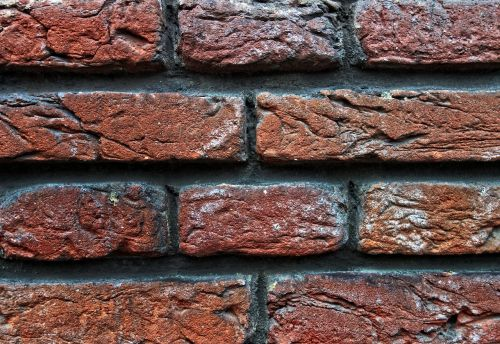 brick wall wall red brick wall