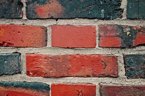 brick wall brick masonry