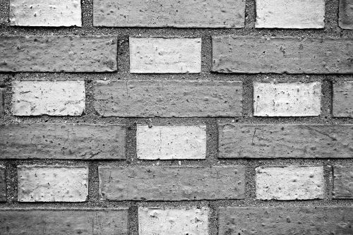brick wall gray brick gray brick wall