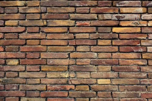 brick wall brown brick wall wall