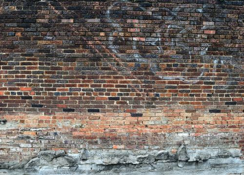 brick wall brick background