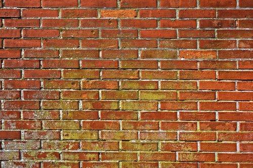 brick wall  wall  masonry