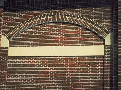 brick wall bricks building