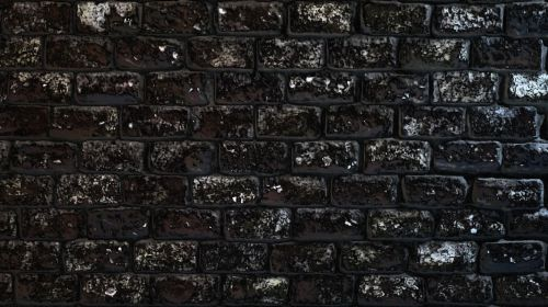 Brick Wall Anguish Effect