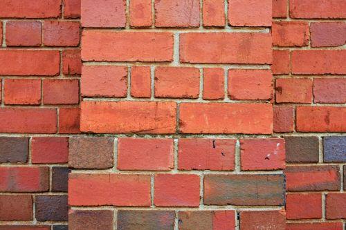 Brick Wall Pillar