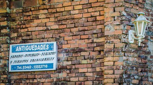 bricks old brick