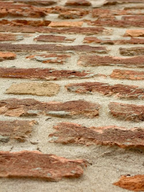 bricks brick stone