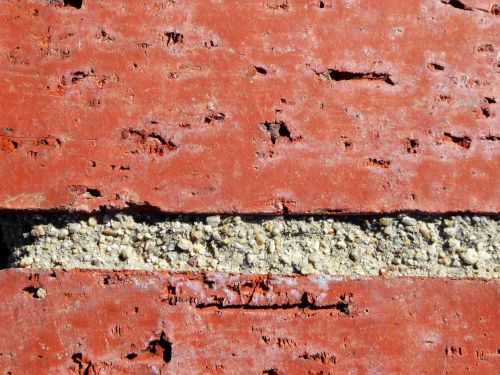 Bricks And Grout Background