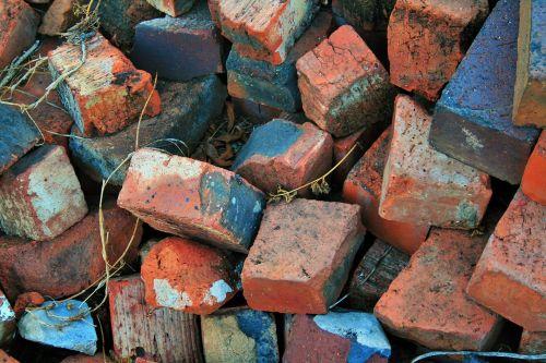 Bricks In A Heap