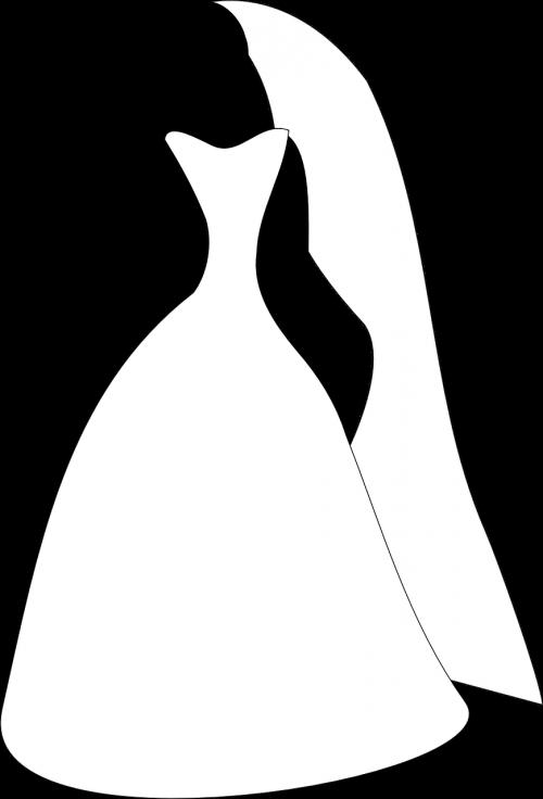 bridal attire wedding gown bride