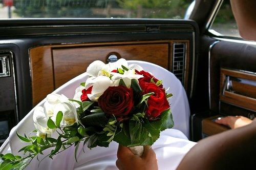 bridal bouquet  bride  wedding