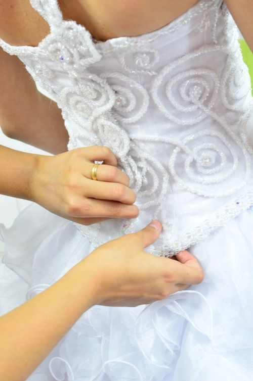 bride dress marriage