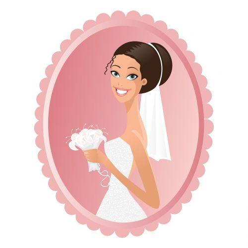bride dress girl