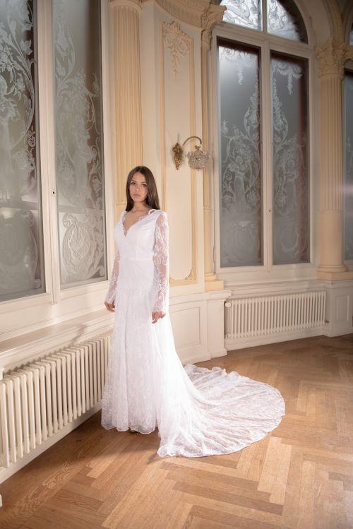 bride marriage wedding dress