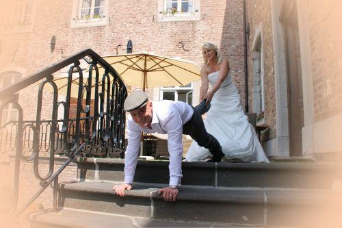 bride groom game