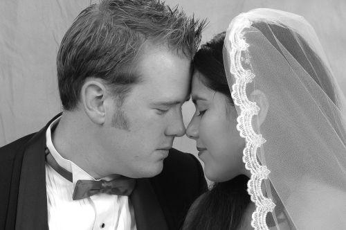 bride and groom wedding bride