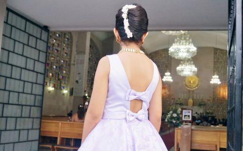 bridesmaid dress purple