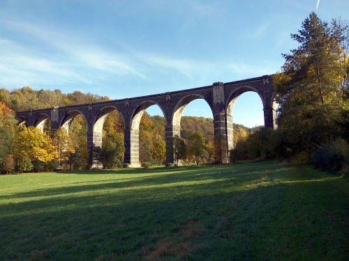 bridge stone arch bridge railway bridge