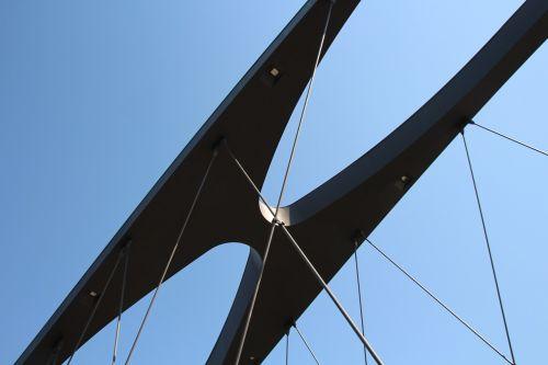 bridge structure cables