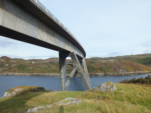 bridge scotland river