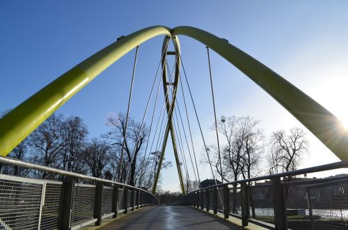tiltas,Wrocław,Lenkija,Lenkija,Wyspa-Slodowa,sala
