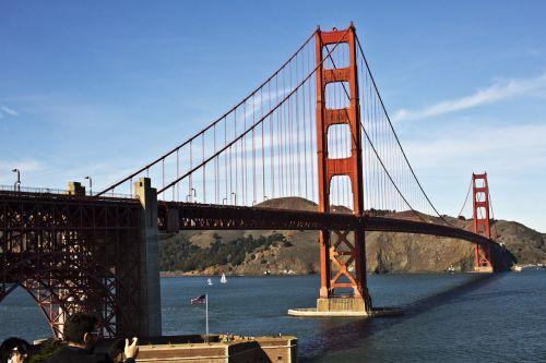 bridge golden gate san francisco