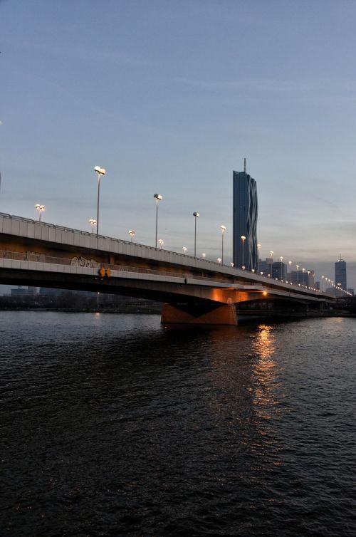 bridge vienna austria