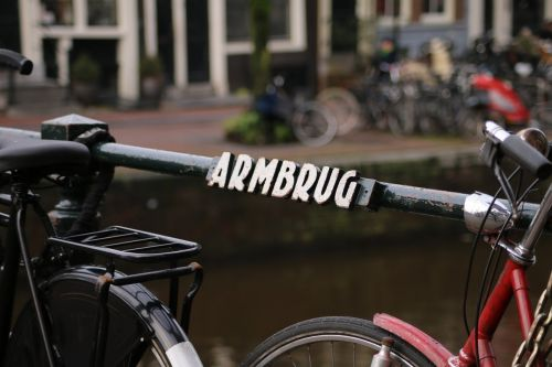 bridge amsterdam canal