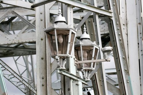 bridge lamp lantern