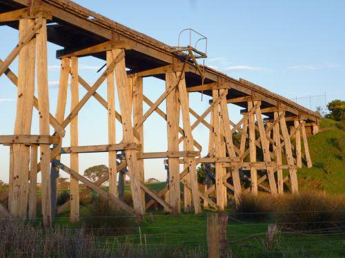 bridge railway old