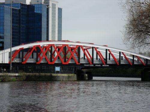 bridge trafford salford quays