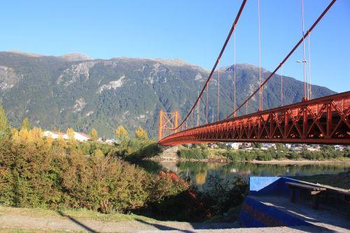 presidente ibáñez bridge chile puerto aysén
