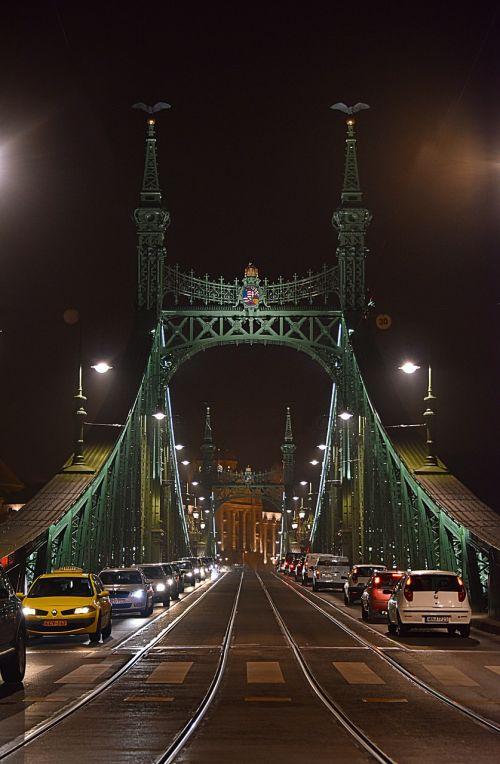 bridge budapest hungary