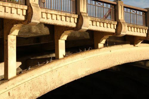 bridge concrete arch