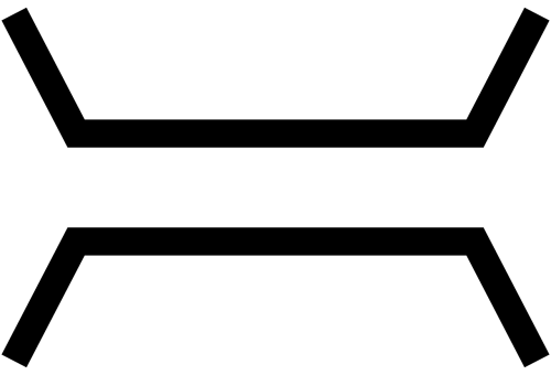 tiltas,simbolis,kartografija,nemokama vektorinė grafika