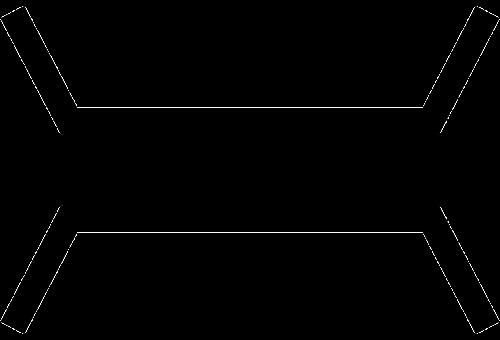 bridge symbol cartography