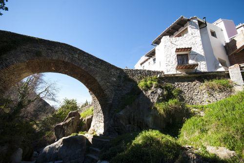 bridge salt flats roman