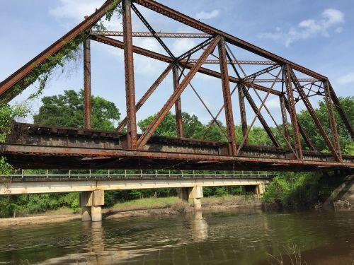 bridge train historic