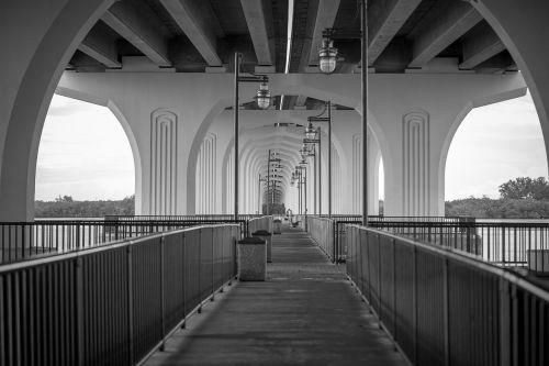 bridge fishing fishing bridge