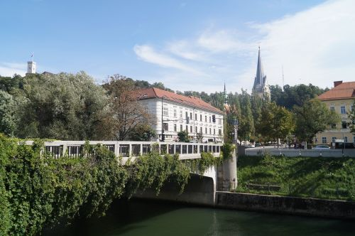 bridge slovenia laibach