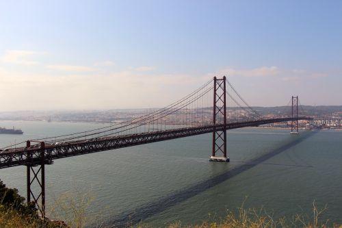 bridge lisbon city