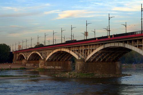 bridge railway transport