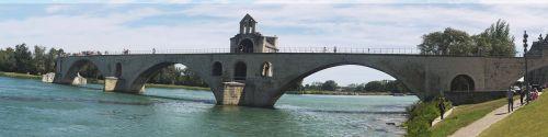 bridge avignon pont st benezet