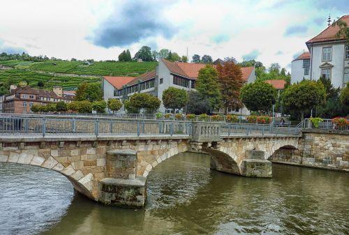 bridge esslingen germany