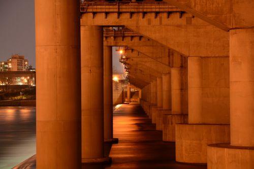 bridge night view chapter impressions