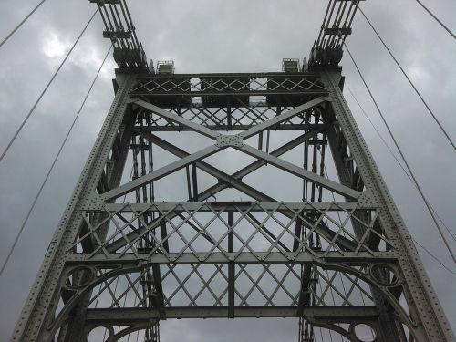 bridge metal grey