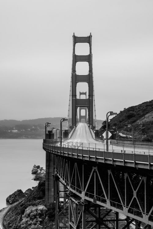 bridge golden gate bridge infrastructure