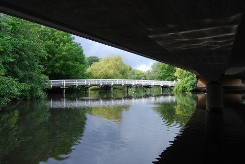 bridge atmosphere nature
