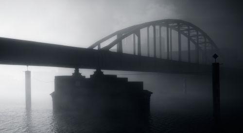 bridge water river