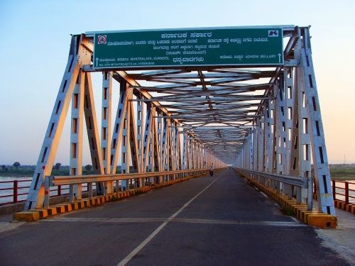 bridge river tungabhadra